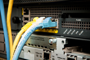 Information Security - Networking Cables and Server